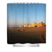 Sunrise 6 Shower Curtain