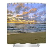 Sunrise 6901 Shower Curtain