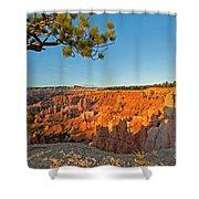 Sunrise At Bryce Shower Curtain