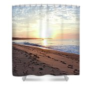 Sunrise At Medano Shower Curtain