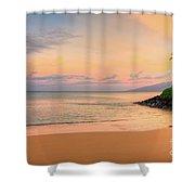 Sunrise At Napili  Shower Curtain