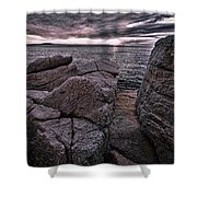 Sunrise At Otter Cliffs #5 Shower Curtain