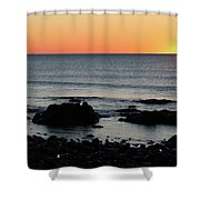 Sunrise At York Beach Shower Curtain