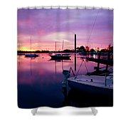 Sunrise Bc Cobb Plant Shower Curtain