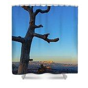 Sunrise Bryce Canyon Shower Curtain