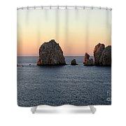 Sunrise Cabo 1 Shower Curtain