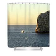 Sunrise Cabo 5 Shower Curtain