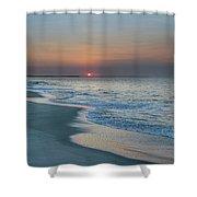 Sunrise - Cape May Beach Shower Curtain