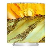 Sunrise Hill Shower Curtain