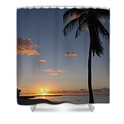 Sunrise In Key West 2 Shower Curtain