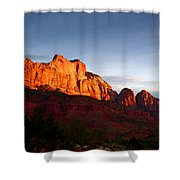 Sunrise In Utah Shower Curtain