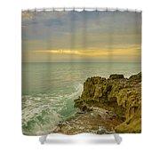 Sunrise On Hutchinson Island Florida Shower Curtain