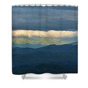 Sunrise On The Smokeys Shower Curtain