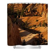 Sunrise Point 9 Shower Curtain