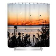 Sunrise1 Shower Curtain