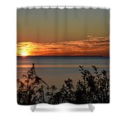 Sunrise4 Shower Curtain