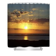 Sunset 0012 Shower Curtain