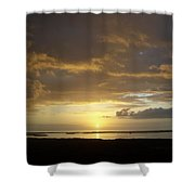 Sunset 0018 Shower Curtain