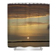 Sunset 0021 Shower Curtain