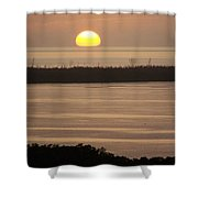 Sunset 0022 Shower Curtain