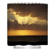 Sunset 0024 Shower Curtain