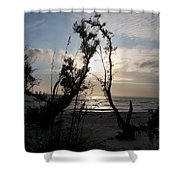 Sunset 0027 Shower Curtain