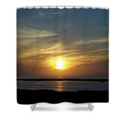 Sunset 0031 Shower Curtain