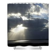 Sunset 0041 Shower Curtain