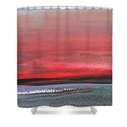 Sunset 12 Shower Curtain
