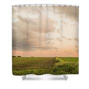 Sunset #13 Shower Curtain