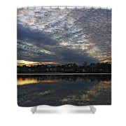 Sunset #23 Shower Curtain