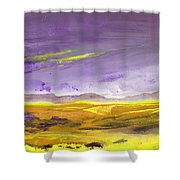 Sunset 30 Shower Curtain