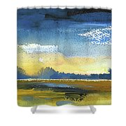 Sunset 31 Shower Curtain