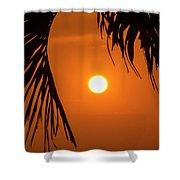 Sunset 35 Shower Curtain