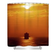 Sunset - 36 Shower Curtain