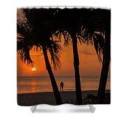 Sunset 36 Shower Curtain
