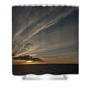 Sunset - 38 Shower Curtain