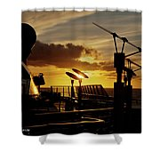 Sunset - 39 Shower Curtain