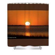 Sunset - 43 Shower Curtain