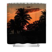Sunset - 46 Shower Curtain