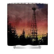 Sunset 5 Shower Curtain