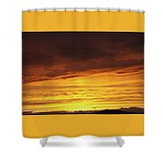 Sunset - 52 Shower Curtain