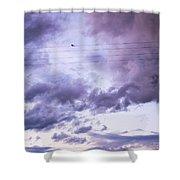 Sunset #6 Shower Curtain