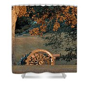 Sunset At Shiloh Shower Curtain
