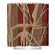 Sunset Bamboo Shower Curtain