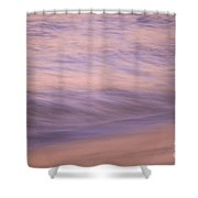 Sunset Becomes Water Shower Curtain