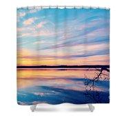 Sunset Bliss Shower Curtain