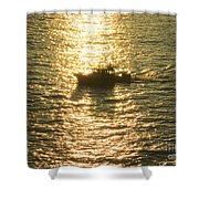 Sunset Cabo 5 Shower Curtain