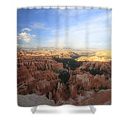 Sunset Colours Bryce Canyon 2 Shower Curtain