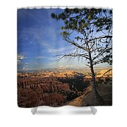 Sunset Colours Bryce Canyon 3 Shower Curtain